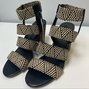 Universal Thread   Aztec Huarache Sandals